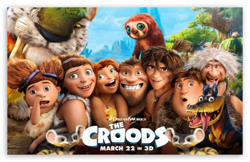 The Croods ❤ 4K UHD Wallpaper for Wide 16:10 5:3 Widescreen WHXGA WQXGA WUXGA WXGA WGA ; 4K UHD 16:9 Ultra High Definition 2160p 1440p 1080p 900p 720p ; Standard 3:2 Fullscreen DVGA HVGA HQVGA ( Apple PowerBook G4 iPhone 4 3G 3GS iPod Touch ) ; Mobile 5:3 3:2 16:9 - WGA DVGA HVGA HQVGA ( Apple PowerBook G4 iPhone 4 3G 3GS iPod Touch ) 2160p 1440p 1080p 900p 720p ;
