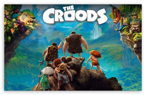 The Croods (2013) HD wallpaper for Wide 16:10 5:3 Widescreen WHXGA WQXGA WUXGA WXGA WGA ; HD 16:9 High Definition WQHD QWXGA 1080p 900p 720p QHD nHD ; Standard 3:2 Fullscreen DVGA HVGA HQVGA devices ( Apple PowerBook G4 iPhone 4 3G 3GS iPod Touch ) ; Mobile 5:3 3:2 16:9 - WGA DVGA HVGA HQVGA devices ( Apple PowerBook G4 iPhone 4 3G 3GS iPod Touch ) WQHD QWXGA 1080p 900p 720p QHD nHD ;