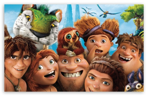 The croods characters 4k hd desktop wallpaper for 4k ultra hd download the croods characters hd wallpaper voltagebd Gallery