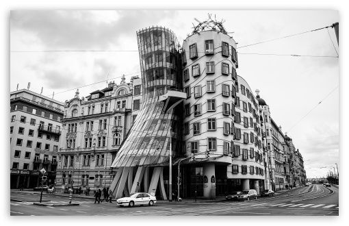The Dancing House in Prague UltraHD Wallpaper for Wide 16:10 5:3 Widescreen WHXGA WQXGA WUXGA WXGA WGA ; 8K UHD TV 16:9 Ultra High Definition 2160p 1440p 1080p 900p 720p ; UHD 16:9 2160p 1440p 1080p 900p 720p ; Standard 4:3 5:4 3:2 Fullscreen UXGA XGA SVGA QSXGA SXGA DVGA HVGA HQVGA ( Apple PowerBook G4 iPhone 4 3G 3GS iPod Touch ) ; Smartphone 16:9 3:2 5:3 2160p 1440p 1080p 900p 720p DVGA HVGA HQVGA ( Apple PowerBook G4 iPhone 4 3G 3GS iPod Touch ) WGA ; Tablet 1:1 ; iPad 1/2/Mini ; Mobile 4:3 5:3 3:2 16:9 5:4 - UXGA XGA SVGA WGA DVGA HVGA HQVGA ( Apple PowerBook G4 iPhone 4 3G 3GS iPod Touch ) 2160p 1440p 1080p 900p 720p QSXGA SXGA ;