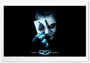 The Dark Knight HD Wide Wallpaper for Widescreen