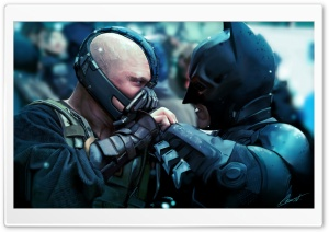 The Dark Knight Rises (2012) HD Wide Wallpaper for Widescreen