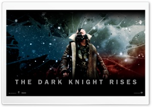 The Dark Knight Rises 2012 Movie HD Wide Wallpaper for Widescreen