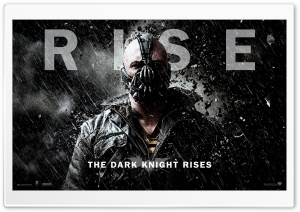 The Dark Knight Rises Bane 2012 HD Wide Wallpaper for 4K UHD Widescreen desktop & smartphone