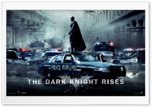 The Dark Knight Rises Batman HD Wide Wallpaper for Widescreen