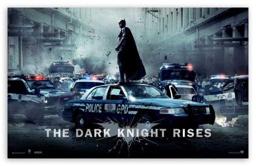 The Dark Knight Rises Batman HD wallpaper for Wide 16:10 5:3 Widescreen WHXGA WQXGA WUXGA WXGA WGA ; Standard 4:3 5:4 Fullscreen UXGA XGA SVGA QSXGA SXGA ; iPad 1/2/Mini ; Mobile 4:3 5:3 5:4 - UXGA XGA SVGA WGA QSXGA SXGA ;