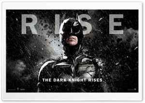 The Dark Knight Rises Batman 2012 HD Wide Wallpaper for Widescreen