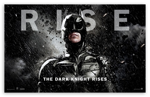 The Dark Knight Rises Batman 2012 UltraHD Wallpaper for Wide 16:10 5:3 Widescreen WHXGA WQXGA WUXGA WXGA WGA ; Standard 4:3 5:4 Fullscreen UXGA XGA SVGA QSXGA SXGA ; iPad 1/2/Mini ; Mobile 4:3 5:3 5:4 - UXGA XGA SVGA WGA QSXGA SXGA ;