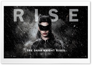 The Dark Knight Rises Catwoman 2012 HD Wide Wallpaper for Widescreen