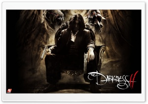 The Darkness 2 HD Wide Wallpaper for Widescreen