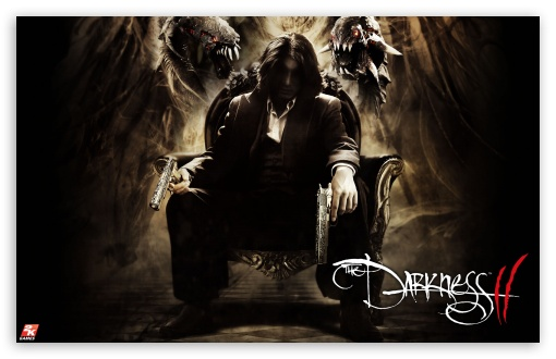 The Darkness 2 HD wallpaper for Wide 16:10 5:3 Widescreen WHXGA WQXGA WUXGA WXGA WGA ; HD 16:9 High Definition WQHD QWXGA 1080p 900p 720p QHD nHD ; Standard 4:3 5:4 3:2 Fullscreen UXGA XGA SVGA QSXGA SXGA DVGA HVGA HQVGA devices ( Apple PowerBook G4 iPhone 4 3G 3GS iPod Touch ) ; iPad 1/2/Mini ; Mobile 4:3 5:3 3:2 16:9 5:4 - UXGA XGA SVGA WGA DVGA HVGA HQVGA devices ( Apple PowerBook G4 iPhone 4 3G 3GS iPod Touch ) WQHD QWXGA 1080p 900p 720p QHD nHD QSXGA SXGA ;