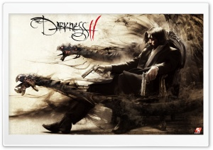 The Darkness II HD Wide Wallpaper for 4K UHD Widescreen desktop & smartphone