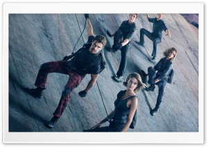 The Divergent Series Allegiant HD Wide Wallpaper for 4K UHD Widescreen desktop & smartphone