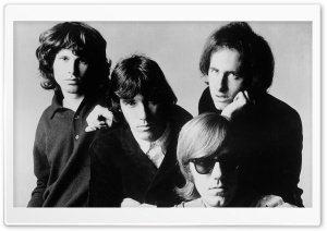 The Doors Photo HD Wide Wallpaper for Widescreen