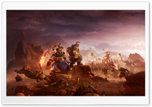 The Dwarves Video Game Ultra HD Wallpaper for 4K UHD Widescreen desktop, tablet & smartphone