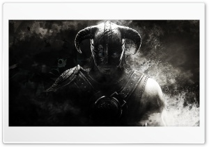 The Elder Scroll V Skyrim HD Wide Wallpaper for Widescreen