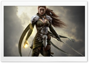 The Elder Scrolls Online HD Wide Wallpaper for Widescreen
