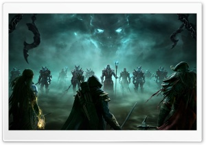 The Elder Scrolls Online Battlefield HD Wide Wallpaper for Widescreen
