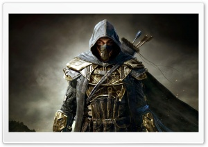 The Elder Scrolls Online Breton HD Wide Wallpaper for Widescreen