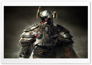 The Elder Scrolls Online Nord HD Wide Wallpaper for Widescreen