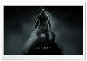 The Elder Scrolls V Skyrim HD Wide Wallpaper for Widescreen
