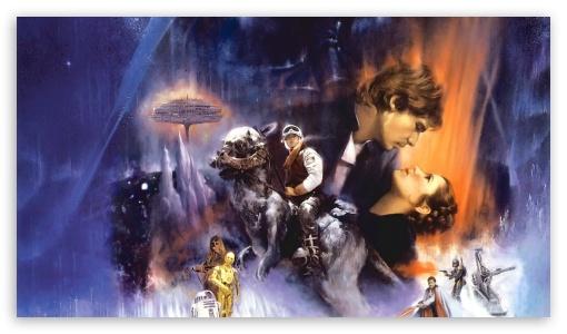 The Empire Strikes Back 4K HD Desktop Wallpaper For 4K