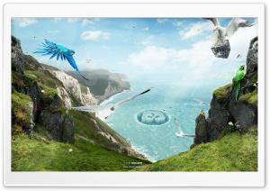 The Escape Ultra HD Wallpaper for 4K UHD Widescreen desktop, tablet & smartphone