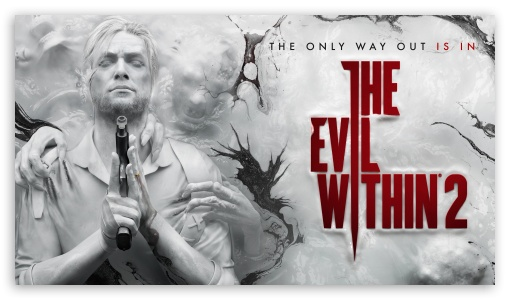 The Evil Within 2 video game 2017 ❤ 4K UHD Wallpaper for 4K UHD 16:9 Ultra High Definition 2160p 1440p 1080p 900p 720p ; UHD 16:9 2160p 1440p 1080p 900p 720p ; Mobile 16:9 - 2160p 1440p 1080p 900p 720p ;