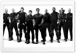 The Expendables HD Wide Wallpaper for Widescreen
