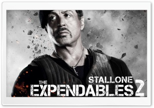 The Expendables 2 HD Wide Wallpaper for Widescreen