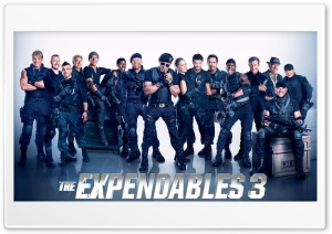 The Expendables 3 HD Wide Wallpaper for Widescreen