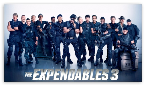 Download The Expendables 3 UltraHD Wallpaper