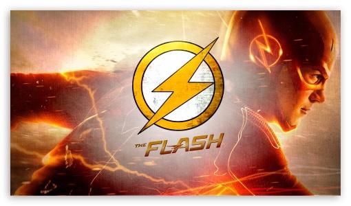 The Flash 4K HD Desktop Wallpaper For 4K Ultra HD TV