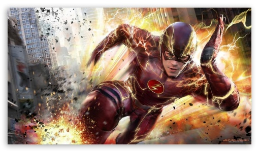 Download The Flash HD Wallpaper