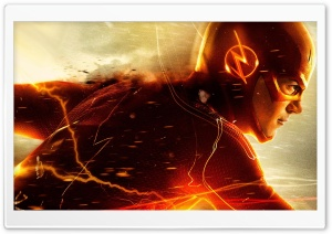 The Flash CW Ultra HD Wallpaper for 4K UHD Widescreen desktop, tablet & smartphone