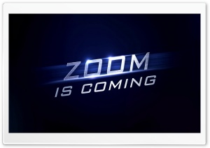 The Flash CW - Zoom is coming HD Wide Wallpaper for Widescreen