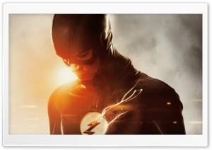 The Flash Season 2 HD Wide Wallpaper for Widescreen