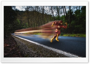 The Flash, The Speed Force HD Wide Wallpaper for Widescreen