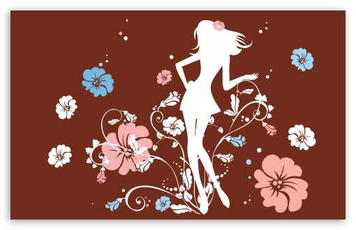 The Flower Girl Brown HD wallpaper for Wide 16:10 5:3 Widescreen WHXGA WQXGA WUXGA WXGA WGA ; HD 16:9 High Definition WQHD QWXGA 1080p 900p 720p QHD nHD ; Standard 4:3 3:2 Fullscreen UXGA XGA SVGA DVGA HVGA HQVGA devices ( Apple PowerBook G4 iPhone 4 3G 3GS iPod Touch ) ; iPad 1/2/Mini ; Mobile 4:3 5:3 3:2 16:9 - UXGA XGA SVGA WGA DVGA HVGA HQVGA devices ( Apple PowerBook G4 iPhone 4 3G 3GS iPod Touch ) WQHD QWXGA 1080p 900p 720p QHD nHD ;