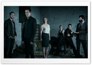 The Following TV Show Cast HD Wide Wallpaper for 4K UHD Widescreen desktop & smartphone