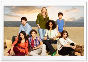 The Fosters Cast HD Wide Wallpaper for Widescreen