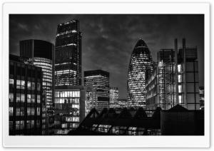 The Gherkin skyscraper building London, England Ultra HD Wallpaper for 4K UHD Widescreen desktop, tablet & smartphone