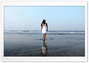 the girl.. Ultra HD Wallpaper for 4K UHD Widescreen desktop, tablet & smartphone