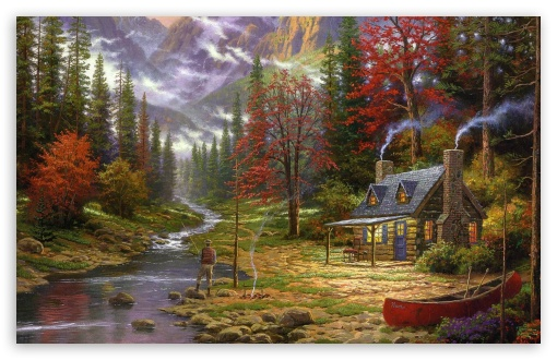 The Good Life by Thomas Kinkade HD wallpaper for Wide 16:10 5:3 Widescreen WHXGA WQXGA WUXGA WXGA WGA ; HD 16:9 High Definition WQHD QWXGA 1080p 900p 720p QHD nHD ; Standard 4:3 5:4 3:2 Fullscreen UXGA XGA SVGA QSXGA SXGA DVGA HVGA HQVGA devices ( Apple PowerBook G4 iPhone 4 3G 3GS iPod Touch ) ; Tablet 1:1 ; iPad 1/2/Mini ; Mobile 4:3 5:3 3:2 16:9 5:4 - UXGA XGA SVGA WGA DVGA HVGA HQVGA devices ( Apple PowerBook G4 iPhone 4 3G 3GS iPod Touch ) WQHD QWXGA 1080p 900p 720p QHD nHD QSXGA SXGA ; Dual 16:10 5:3 16:9 4:3 5:4 WHXGA WQXGA WUXGA WXGA WGA WQHD QWXGA 1080p 900p 720p QHD nHD UXGA XGA SVGA QSXGA SXGA ;