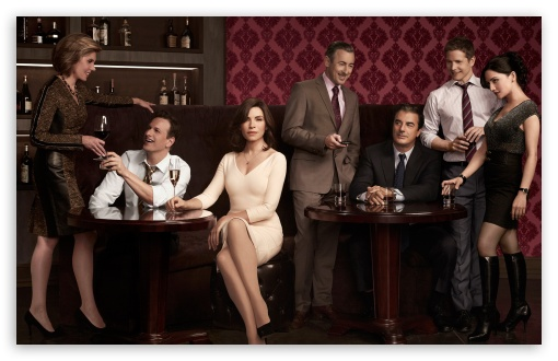 Download The Good Wife TV Show HD Wallpaper