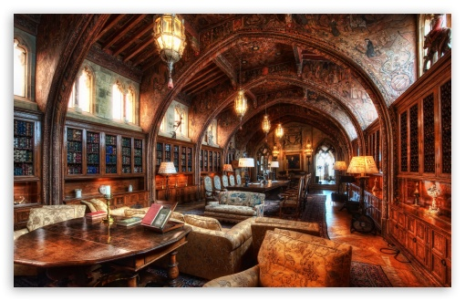 The Gothic Study Of William Randolph Hearst ❤ 4K UHD Wallpaper for Wide 16:10 Widescreen WHXGA WQXGA WUXGA WXGA ; Standard 4:3 5:4 3:2 Fullscreen UXGA XGA SVGA QSXGA SXGA DVGA HVGA HQVGA ( Apple PowerBook G4 iPhone 4 3G 3GS iPod Touch ) ; Tablet 1:1 ; iPad 1/2/Mini ; Mobile 4:3 5:3 3:2 5:4 - UXGA XGA SVGA WGA DVGA HVGA HQVGA ( Apple PowerBook G4 iPhone 4 3G 3GS iPod Touch ) QSXGA SXGA ;