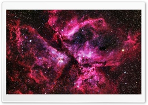 The Great Carina Nebula HD Wide Wallpaper for Widescreen