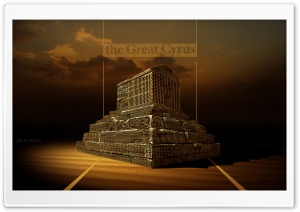 the Great Cyrus HD Wide Wallpaper for Widescreen