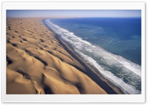 The Great Dune of Pyla, France HD Wide Wallpaper for Widescreen