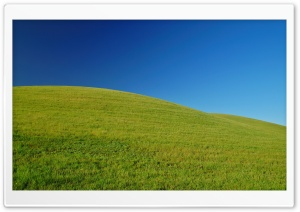 The Green Hill HD Wide Wallpaper for Widescreen